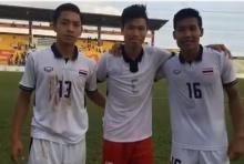 มิตรภาพไทย เวียตนาม ในสนามใส่ไม่ยั้งมาดูหลังเกมกัน!!