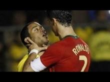 จังหวะเจ็บ ๆ ของนักฟุตบอลอย่าง โรนัลโด้  ดีเอโก้ คอสต้า เนย์ม่า เมสซี่