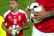 จังหวะบอลแตก!!สวิตเซอร์แลนด์ vs ฝรั่งเศส