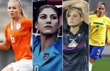 เริ่ดงามสนามบอล!!  10 อันดับนักเตะแสนสวยระดับโลก