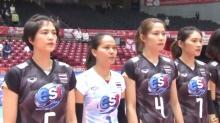 ถ่ายทอดสดวอลเลย์บอลหญิง คัดโอลิมปิค ทีมชาติไทย VS ทีมชาติ เปรู