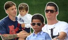 เหมือนมั๊ย!! 15 นักฟุตบอลคนดัง กับลูกของพวกเขา