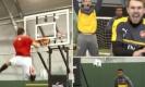 เมื่อนักบอลมาเจอกับนักบาสมืออาชีพ อะไรจะเกิดขึ้น !