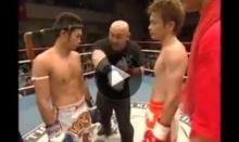 มวยไทย vs ญี่ปุ่น ชกกันจนน็อก