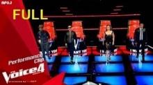 Full The Voice Thailand Season 4 รอบ Blind Auditions วันที่ 27Sep2015
