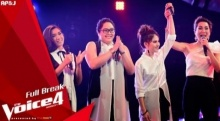 The Voice Thailand - Battle Round - 25 Oct 2015