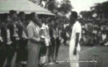 หาชมยาก!! เพลงสรรเสริญพระบารมี ชุด พระราชาแห่งกีฬาฟุตบอลไทย