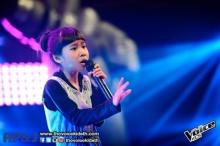 คิดถึงจริงหรือคะ - เซน The Voice Kids Thailand ซีซั่น 3