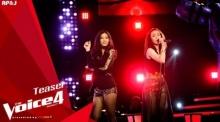 Teaser : The Voice Thailand ซีซั่น 4 วันที่ 25 ต.ค.58