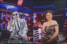 The Voice Thailand - Battle Round - 8 Nov 2015