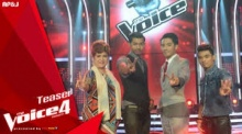 Teaser:The Voice Thailand4 วันที่ 13 ธ.ค. 58 - Final