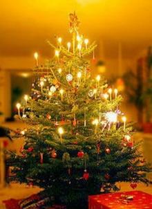 10 สถานที่เพื่อการฉลองคริสต์มาส