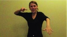 ไม่ธรรมดา … สาวคนนี้แร็ปเพลง Lose Yourself ของ Eminem ด้วยภาษามือ