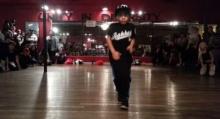 ผู้ใหญ่ยังซูฮก!! เจ้าหนู 8 ขวบ เต้นสะท้านฟลอร์