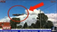 ภาพที่มีผู้ถ่ายได้จากท้องฟ้า คุณคิดว่ามันคืออะไร??