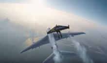 สุดสุด!! เมื่อคนบิน ท้ามฤตยูแข่งกับ เครื่องบินจัมโบ้เจ็ท