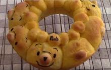Pull-Apart Bread (Pooh bread)