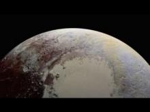 ภาพใหม่ของดาวพลูโต สวยงามและชัดม๊ากมาก