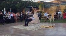 เมื่อนักมายากลแต่งงานทั้งที..จะธรรมดาคงไม่ได้เลยจัดเซอร์ไพรส์แบบนี้!!