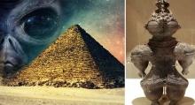 10 งานสร้างสรรค์ที่เชื่อว่าเกี่ยวข้องกับมนุษย์ต่างดาว